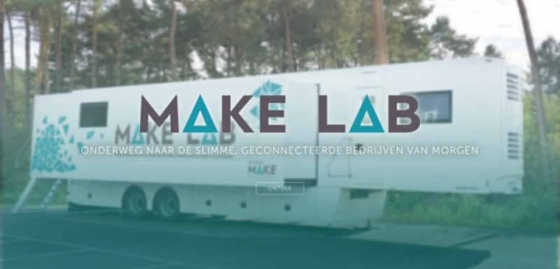 MAKE LAB OP HANNOVER MESSE