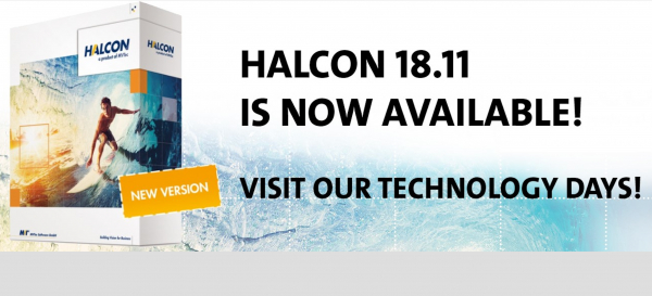 HALCON MACHINE VISION SOFTWARE TRAINING