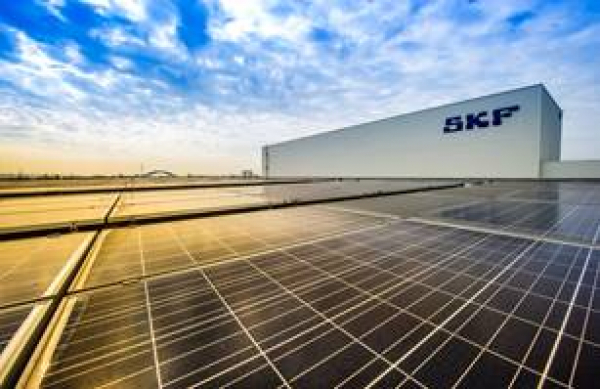 SKF CO2-NEUTRAAL IN 2030