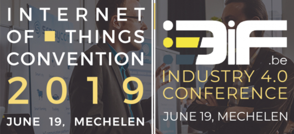 VIER THEMA'S BIJ IOT CONVENTION EUROPE