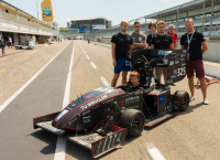 IGUS POLYMEERLAGERS IN FORMULA STUDENT