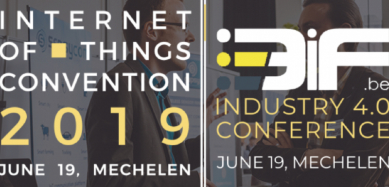 VIERDE IOT CONVENTION EUROPE